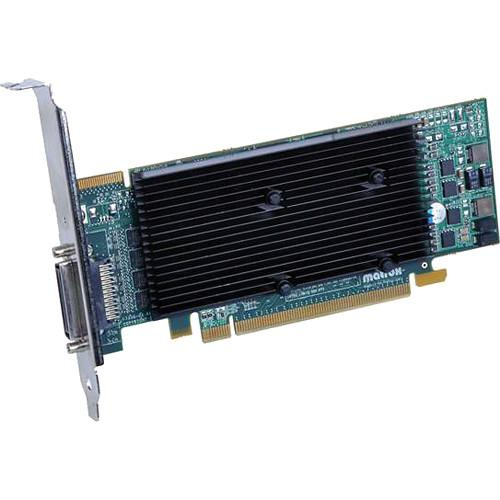 Matrox M9140 Low-Profile PCIe x16 Graphic Display M9140-E512LAF