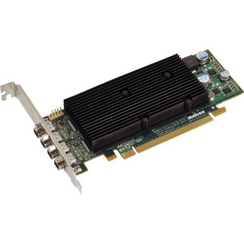 Matrox M9148 Low-Profile PCIe x16 Graphic Display M9148-E1024LAF