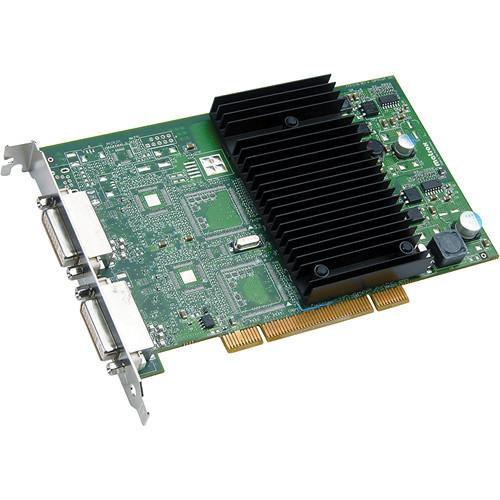 Matrox P69/690 PCI 128MB DDR2 Dual Head Graphics P69-MDDP128F
