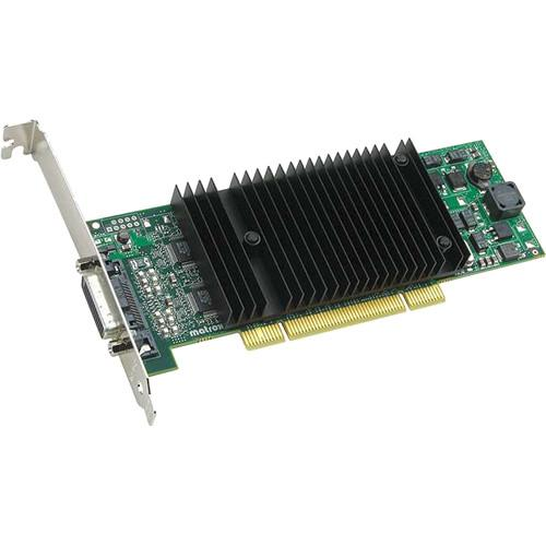 Matrox P69/690 Plus Low-Profile PCI x16 256 MB P69-MDDP256LAUF