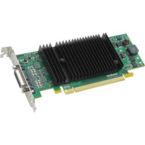 Matrox P69/690 Plus Low Profile PCIe x 16 Dual P69-MDDE128LPF