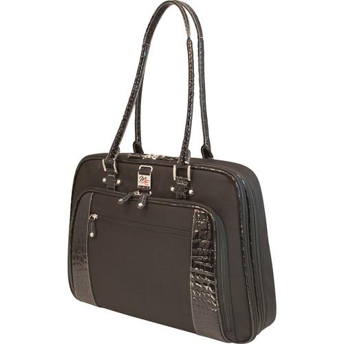 Mobile Edge ScanFast Onyx Checkpoint Friendly Briefcase MESFOBC
