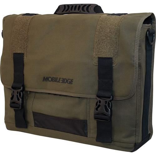 Mobile Edge  The ECO Messenger Bag (Olive) MECME9