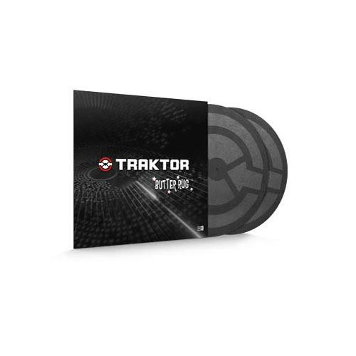 Native Instruments TRAKTOR Butter Rugs Advanced Slipmats 21402