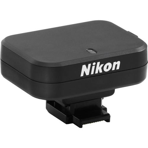 Nikon GP-N100 GPS Unit for Nikon 1 V1 (Black) 3614