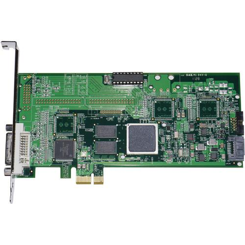 NUUO  SCB6004S Hardware Capture Card SCB-6004