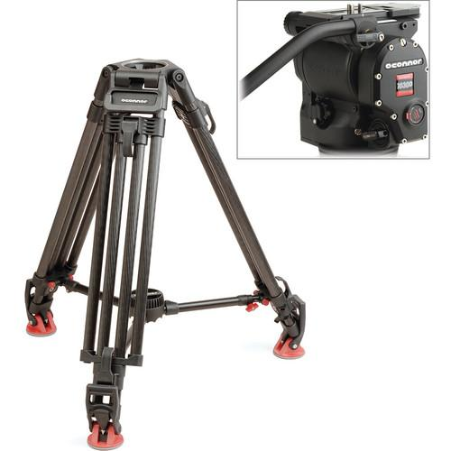 OConnor Ultimate 1030D Fluid Head and 30L Tripod C1237-0111