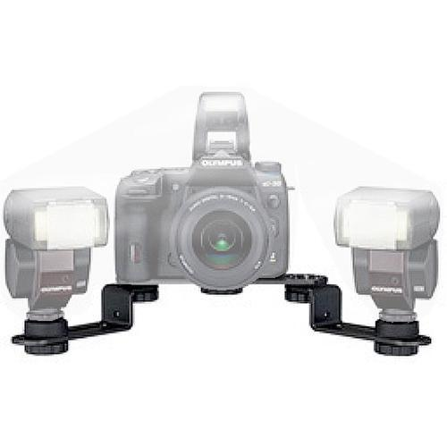 Olympus FL-BKM03 Twin Flash Bracket for the Olympus 260121