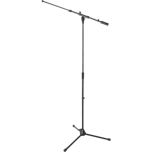 On-Stage MS9701TB  Heavy-Duty Tele-Boom Mic Stand MS9701TB