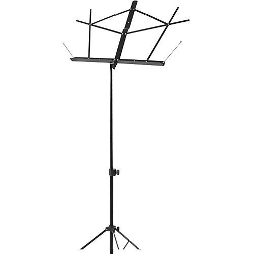 On-Stage SM7122B Compact Sheet Music Stand (Black) SM7122B