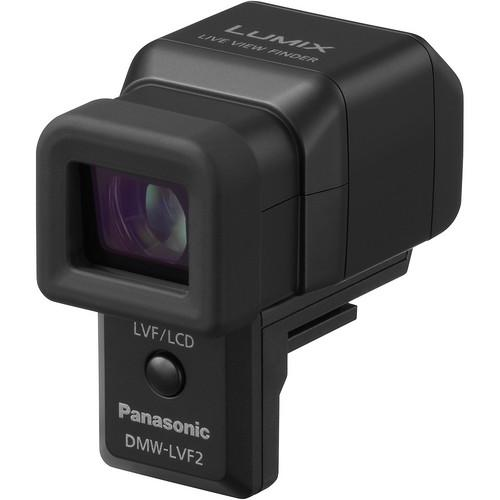 Panasonic External Electronic Viewfinder for DMC-LX7 DMW-LVF2
