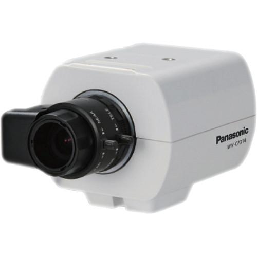 Panasonic WV-CP300 Series 650 TVL Day/Night IR Dual WV-CP314