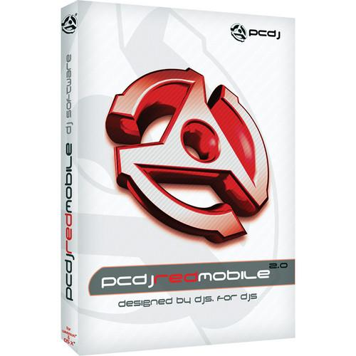 PCDJ PCDJ Red Mobile 2.0 Mobile DJ Software RED MOBILE 2.0