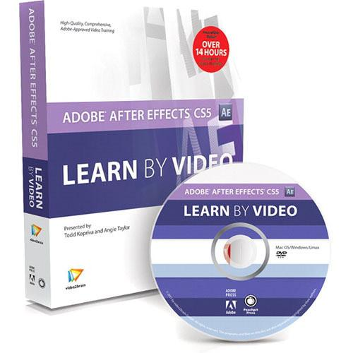 Pearson Education Book & DVD-ROM: Adobe After 0321734866