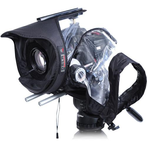 Petrol  Transparent DSLR Plus Rain Cover PD510
