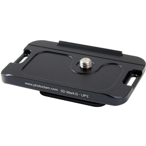 Photo Clam PC-5DMARKII-UP2 Camera Plate PCPA-5DMARK2UP2