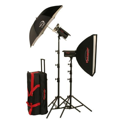 Photogenic 2,000W/s Solair Studio Power Kit (120V) 900080