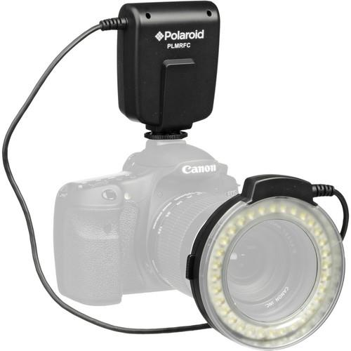 Polaroid  Macro LED Ring Flash for Canon PLMRFC