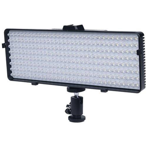 Polaroid Swivel & Bounce 256 LED Video Light PLLED256