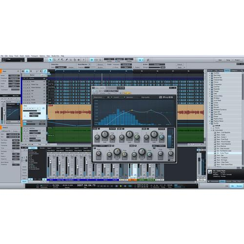 PreSonus Studio One 2 Professional - S1 PRO V1 TO PROF RETAIL
