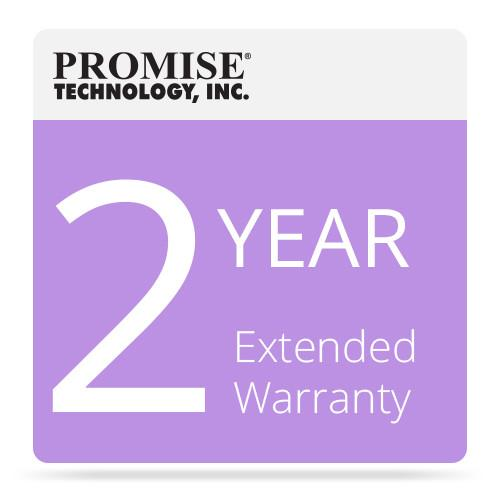 Promise Technology 2-Year Extended Warranty for VTrak EW2VTJAQ