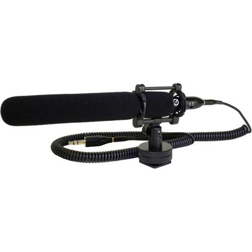 Que Audio Q DSLR-Video Microphone Kit Lite QVIDEO-KIT-LITE