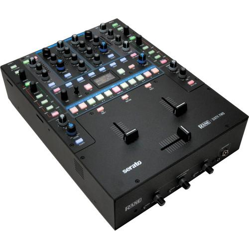 Rane Sixty-Two Performance Mixer with Serato Scratch SIXTY-TWO