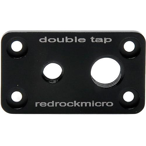 Redrock Micro Double-Tap Replacement Plate for Canon 2-013-0641