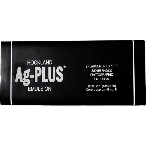 Rockland Ag-Plus Photographic Extra-Sensitivity Emulsion - AGPQ