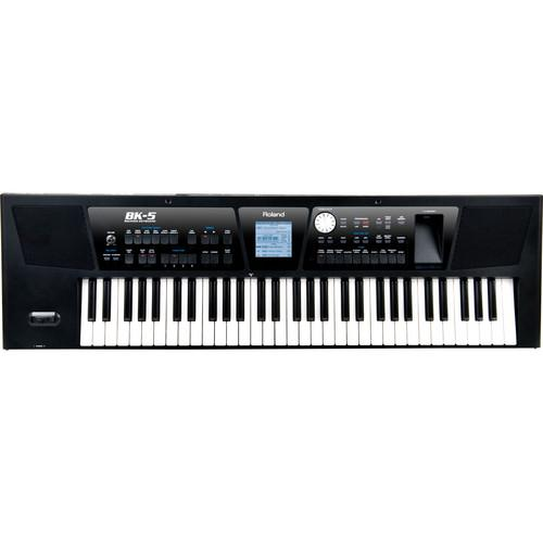 Roland  BK-5 61-Key Backing Keyboard BK-5