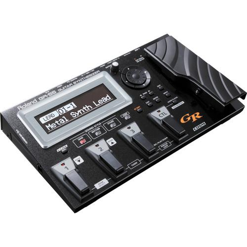 Roland GR-55 - Guitar Synthesizer (Black) GR-55S-BK