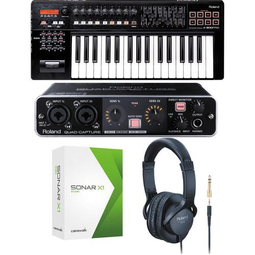 Roland Mobile Pak - Mobile Music Production Bundle MOBILE-PK