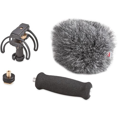 Rycote Portable Recorder Audio Kit for Olympus LS-20M 046013