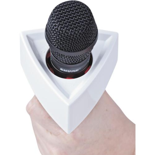 Rycote  Triangle Mic Flag (White) 107308