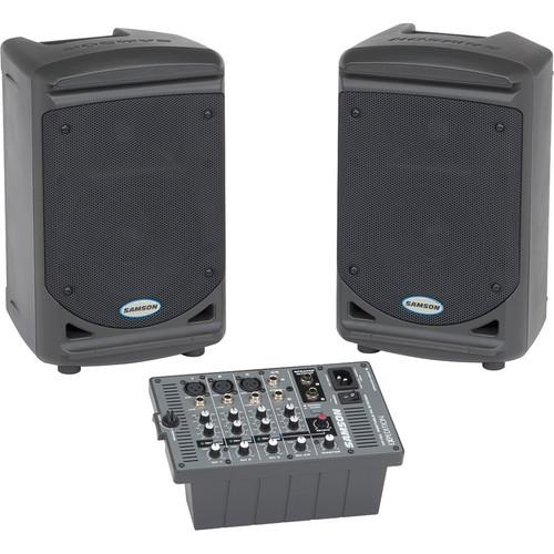 Samson Expedition XP150 Portable PA System SAXP150