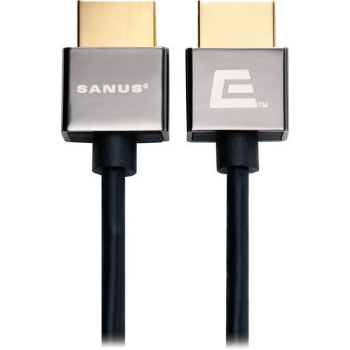 SANUS  Super Slim HDMI Cable (3.3') ELM4303-B1