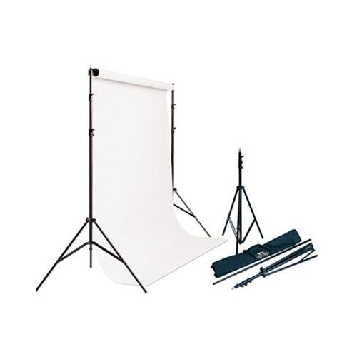Savage Port-a-Stand and Vinyl Muslin Background Kit 62037-0512