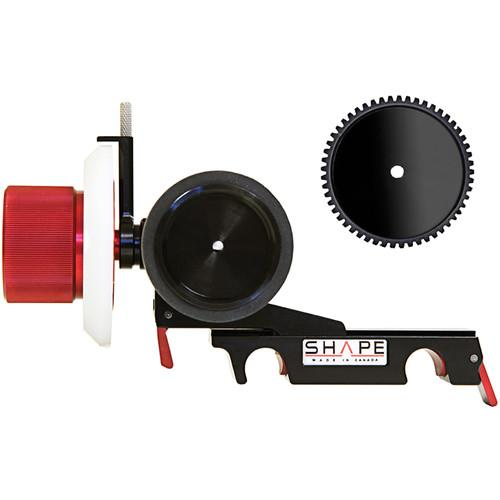SHAPE Friction & Gear Follow-Focus Clic FFCLIC