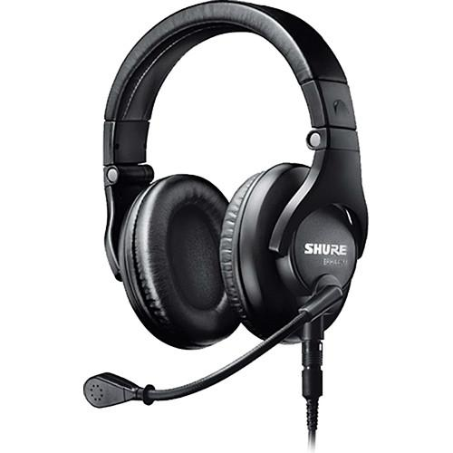 Shure BRH440M Dual-Sided Broadcast Headset BRH440M