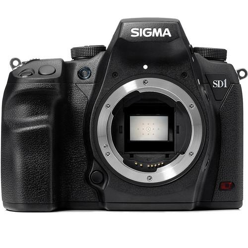 Sigma  SD1 Merrill DSLR Camera (Body Only) C26900