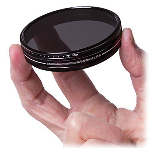 Singh-Ray 77mm Vari-N-Trio Variable ND Filter R88