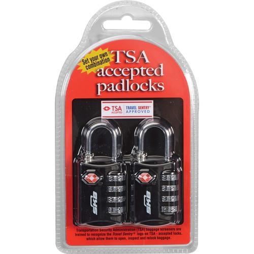 SKB  TSA Combination Padlock (2-Pack) 1SKB-PDL