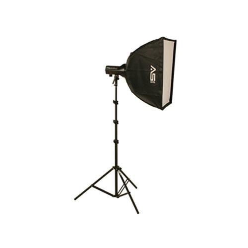 Smith-Victor FL300K One-Light 320Ws Softbox Kit 402325