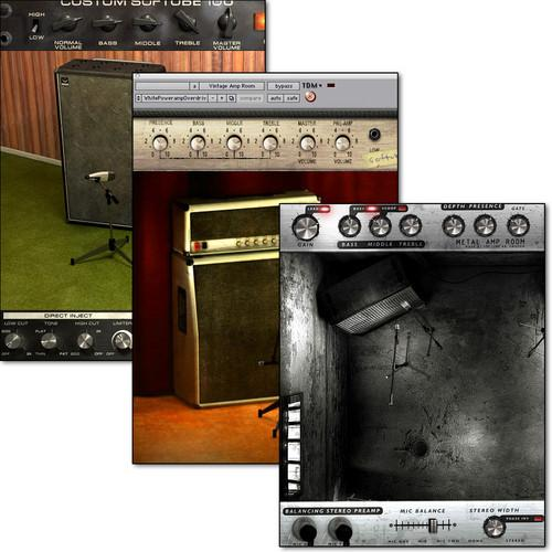 Softube Amp Room Bundle - Guitar Amp Modeling SFT-ARB-NAT