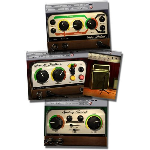 Softube Effects Bundle - Delay/Feedback/Reverb Plug-In SFT-FXB-1