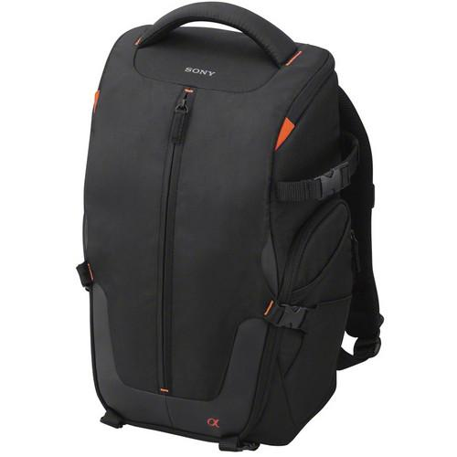 Sony LCS-BP2 Backpack Carrying Case (Black) LCS-BP2