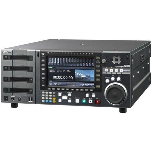 Sony SRMASTER A/V Recording and Storage System SR-R1000