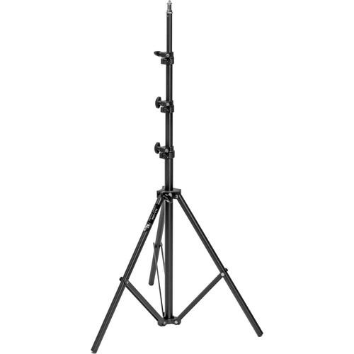 SP Studio Systems Air-cushioned Light Stand (Black, 8') SPSLS8AB