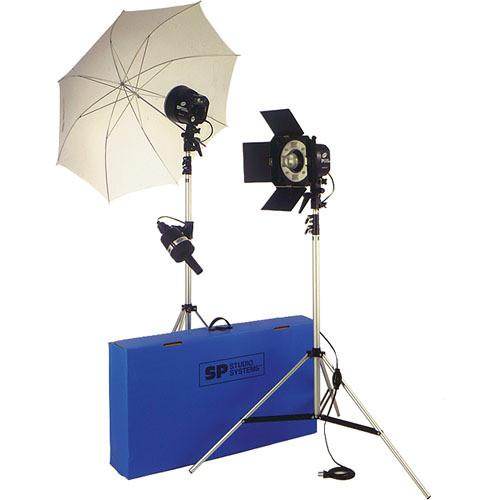 SP Studio Systems Commercial Lighting Kit SPCOMKS