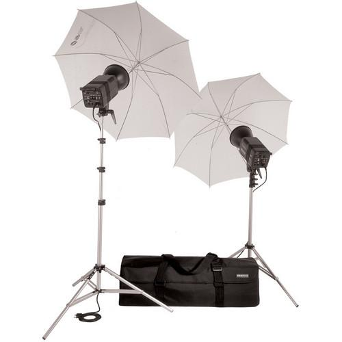 SP Studio Systems Excalibur 1600 2-Monolight Kit SP1600CK2